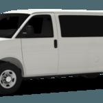 Chevrolet Express 3500 VAn
